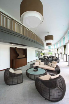 International Marketing    Kenneth Cobonpue Furniture in Two Serendra