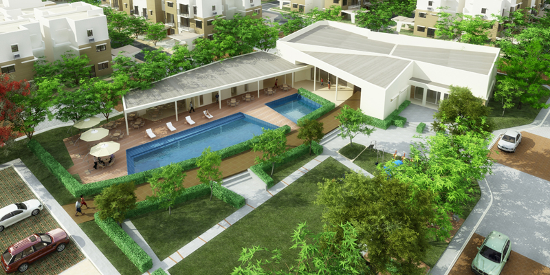 Real estate philippines ametta place by alveo land for Residential clubhouse designs