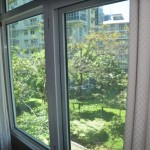 serendra masters bedroom view
