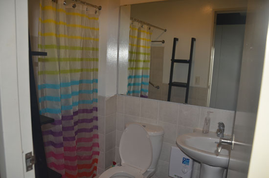 Masters' bathroom